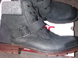 Nauji zieminiai batai Rieker