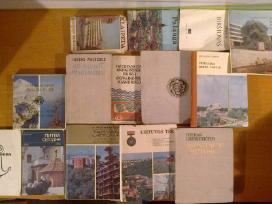 TSRS Iliustraciniai fotoalbumai, kelionių knygos