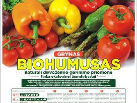 Ekologiškas Biohumusas ir kompostas, mišiniai