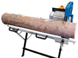 Naujas malkų pjūklas 2,2kw atverčiamu stalu
