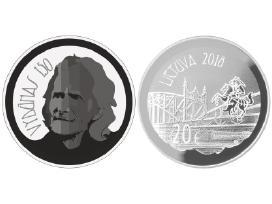 20 € Vilhelmo Storostos-vydūno gimimo metinėms
