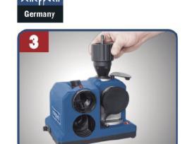 Grąžtų galąstuvas Scheppach 3-13mm - nuotraukos Nr. 2