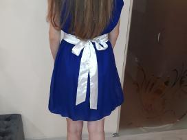Mėlyna suknelė - nuotraukos Nr. 3