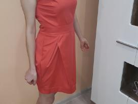 Rožinė suknelė - nuotraukos Nr. 2