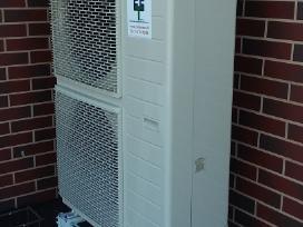 Šildymo sistemos ir jų montavimas