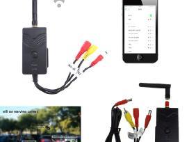 Galinio vaizdo parkavimo kamera ir WiFi modulis - nuotraukos Nr. 2