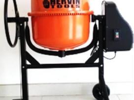 Betono maišyklės hervin tools - 144.99 Eur