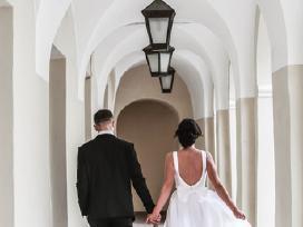 Vestuvinių ir proginių suknelių siuvimas - nuotraukos Nr. 3