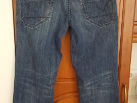 Kokybiškos moteriškos džinsinės kelnės - nuotraukos Nr. 2