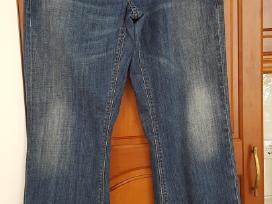 Kokybiškos moteriškos džinsinės kelnės - nuotraukos Nr. 6