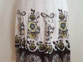 Vasariškas moteriškas sijonas - nuotraukos Nr. 4