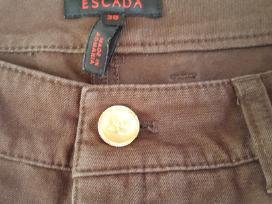 Escada kokybiškos moteriškos džinsinės kelnės - nuotraukos Nr. 5