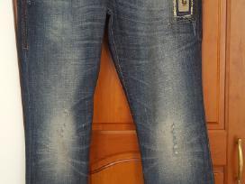 Kokybiškos moteriškos džinsinės kelnės