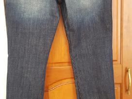 Kokybiškos moteriškos džinsinės kelnės - nuotraukos Nr. 3