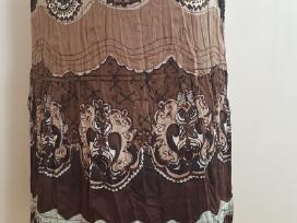 Ispaniško stiliaus moteriškas sijonas