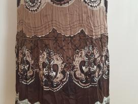 Ispaniško stiliaus moteriškas sijonas - nuotraukos Nr. 2