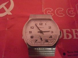 Naujas tarybinis rankinis laikrodis pobeda - nuotraukos Nr. 4