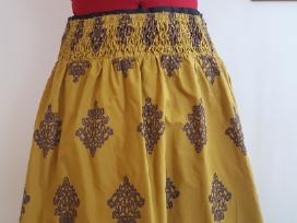 Puošnus vasarinis sijonas - nuotraukos Nr. 3
