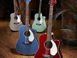 Individualios gitaros pamokos