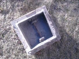 Krosnies karšto vandens ruošimo talpa,valymo durel - nuotraukos Nr. 3