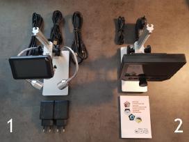 Skaitmeninis mikroskopas (Nauji 150€ ir 65€ 2vnt.) - nuotraukos Nr. 2