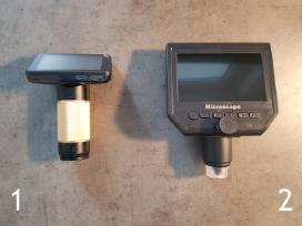Skaitmeninis mikroskopas (Nauji 150€ ir 65€ 2vnt.) - nuotraukos Nr. 5