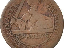 2 Pfenning, 1740, sena moneta