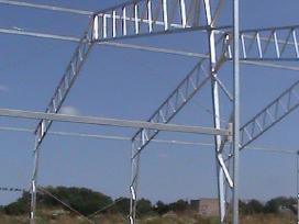 Pastatai Pastatu statymas statymo montuojame sandw - nuotraukos Nr. 2