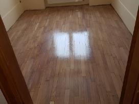 Medinių grindų ir parketo šlifavimas lakavimas - nuotraukos Nr. 11