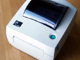 Zebra Lp2844 etikečių spausdintuvas