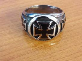 Žiedas - kryžius