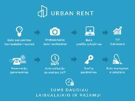 Urban Rent- trumpalaikės nuomos administratorius - nuotraukos Nr. 3
