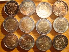 2euru progines monetos - nuotraukos Nr. 4