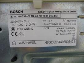 Bosch 8 kg - nuotraukos Nr. 3