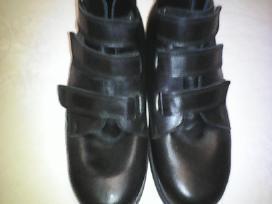 Nauji zieminiai batai su kailiu
