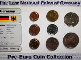 Pries euro buvusiu monetu rinkiniai - nuotraukos Nr. 2