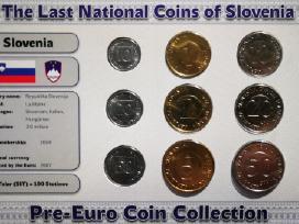 Pries euro buvusiu monetu rinkiniai - nuotraukos Nr. 6