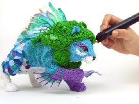 3D tušinuko siūlai - nuotraukos Nr. 2