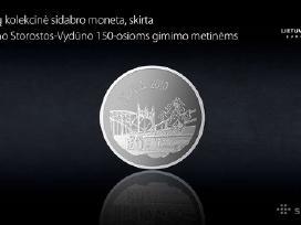 Vilhelmo Storostos-vydūno 150-osioms kaina100 eurų - nuotraukos Nr. 3