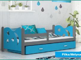 Viengulės,dvigulės,dviaukštės lovos nuo 95€ - nuotraukos Nr. 17