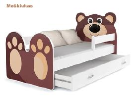 Viengulės,dvigulės,dviaukštės lovos nuo 95€ - nuotraukos Nr. 8