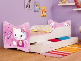 Viengulės,dvigulės,dviaukštės lovos nuo 95€ - nuotraukos Nr. 19
