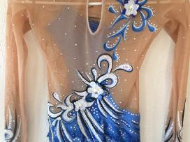 Meninės gimnastikos Triko (kostiumelis) - nuotraukos Nr. 2