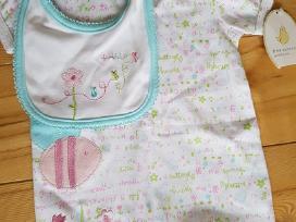 Naujas vasarinis komplektukas 3-6 mėn mergaitei