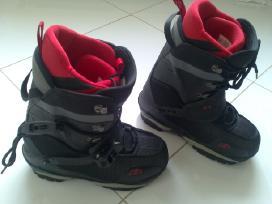 Snieglentes batai