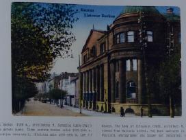 Bankai Lietuvoje. XIX a.–XX a. Foto., Atvirukuose - nuotraukos Nr. 5