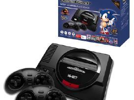 Ieškau Sega, Ziliton ar pan. konsoles, žaidimų