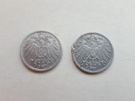 Vokietijos imperija 10 pfennig - nuotraukos Nr. 2