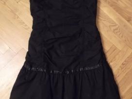 Juoda suknelė - nuotraukos Nr. 3