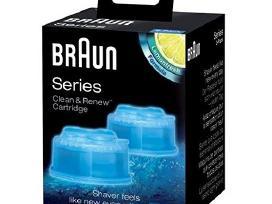 Originalūs Braun barzdaskučių priedai